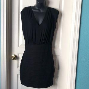 Express Sexy Black Dress